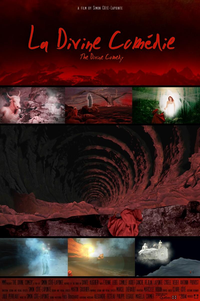 La Divine Comédie - Poster